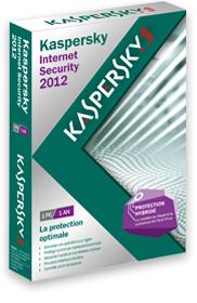Kaspersky Internet Security 2012 Sur 01net